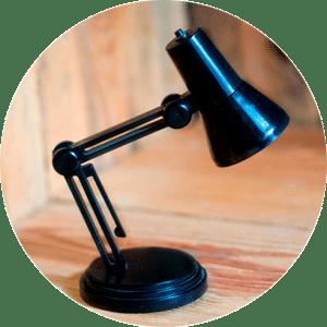 LAMPARAS OFICINA Y ESCOLAR
