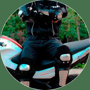 PROTECCION PARA MOTORISTA