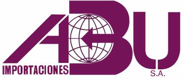 Logotipo ABU, S.A.